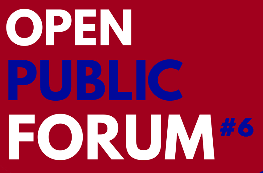 Public Forum #6 for Library Building Project